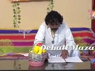Indian Desi Priya with Boss