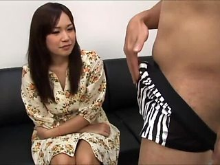 AMATEUR GIRL WHO WAS EXCITED TO SEE MASTURBATION SEVII