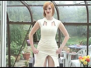 Sara sexy redhead