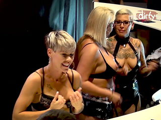 MyDirtyHobby - Lara Bergmann at my Dirty Venus Berlin 2018