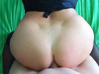 Mum likes it in the ass