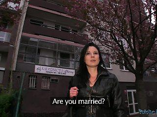 PublicAgent Clip Scene. Krystina