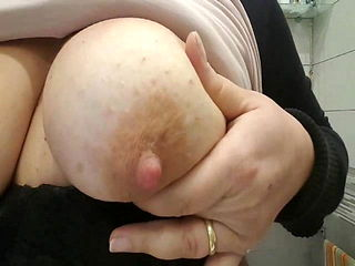 fuck big boobs of my wife