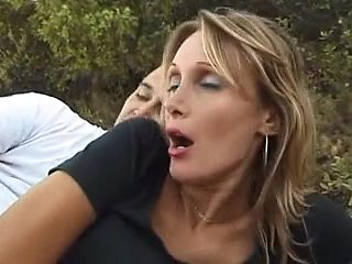 hirsute anal sex with a french woman