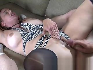 Honey breasty experienced lady acting in a sperm shot porn movie