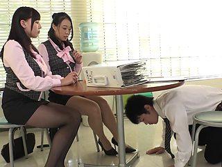 japanese foot worship pt1