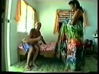 Grandpa Shows Pussy and Fuck Her New Thai Wife (part-1) xLx