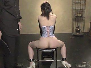 Incredible Japanese whore in Fabulous Ass, Fetish JAV video