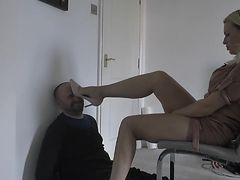 FREE CLIP: Crushed With Her Heels