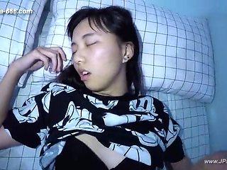 chinese man fucking sleeping gril.19