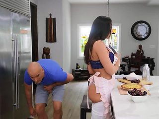 Sean Lawless comes out of nowhere and fucks Rachel Starr