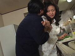 Mother Yoshikawa Minako Is Used (uncensored)