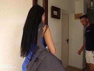 MOMxxx Crazy Romanian MILF Julia De Lucia needs sexual attention