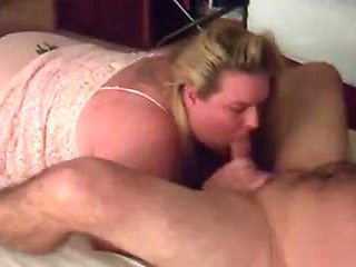 BBW fisted and fucked while sucking Cock