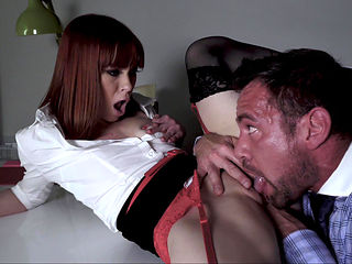 Trust in her asshole
