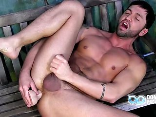 Dildo Play With Dominic - Dominic Pacifico