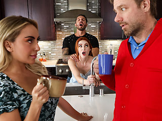 Porn Logic 3 Free Video With Lacy Lennon - BRAZZERS
