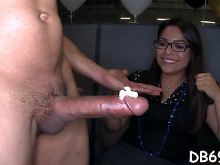 cock hungry college girls amateur clip 1