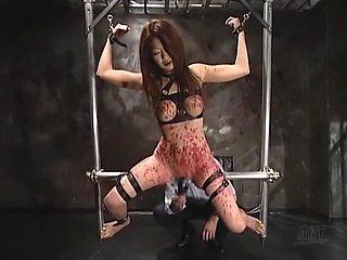 Hottest Japanese girl Runa Sezaki in Amazing Dildos/Toys, Masturbation/Onanii JAV movie