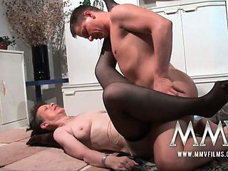 Margit is an experienced mature housewife who loves sex and