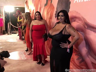 Pornhub Awards 2019 - Red carpet part 1