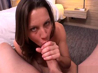 Smoking Mommy Bridget Suck Hard Hot Step son