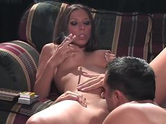 Rachel Starr - Smoking Sucking Fucking 720p HD