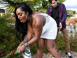 Dont Toy With My Ass Free Video With Layton Benton - BRAZZERS