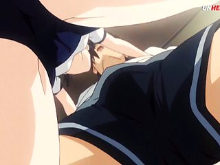 Hentai uncensored fucking at school