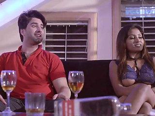 Indian wife swap couple