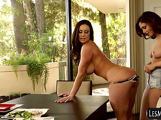 Busty Step Moms Love to Fuck with Their Lesbian College Cuties Ariana Marie, Kendra Lust, Reena Sky, Chanel Preston, India Summer, Rebel Lynn, Casey Calvert