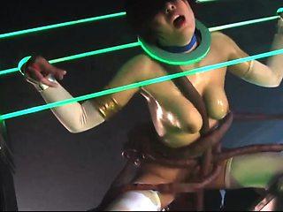 Asian Japanese BustyGirl BDSM