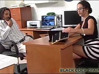 I think I am addicted to big black cock