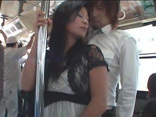 Rub Penis On Woman On Bus