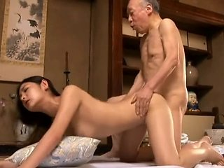 Young old jav love