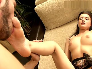 Excellent adult scene Feet hot will enslaves your mind