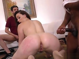 Chanel Preston get gangbang in front of her husband