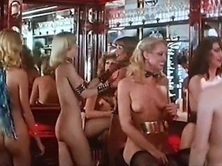 You Should Be Dancing Naked - vintage nude disco