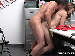 Ms. Eilish Caught Stealing, Recorded Fucking