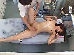 Surprising Orgasm during Massage Part 2
