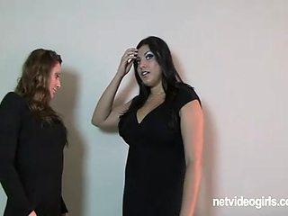 Chloe Attacks Maya - netvideogirls