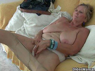 Old Perverted Granny Amateur Hot Porn Scene
