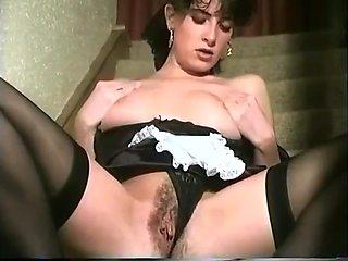 British Vintage Maid