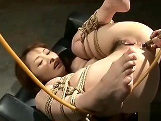 Fuka Nanasaki bondage by stranger 2