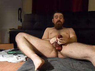 Thedudewhosadude gets fucked by SPOOKY dildos