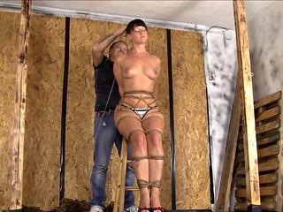 Extreme rope suspension