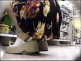 Mini Skirt Girls Extreme Approach