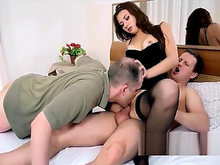 Husband got Cuckolded by his Wife