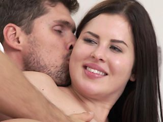 Teen dollface is happy to get analyzed by gentleman