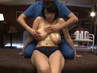 Big-Boobed Asian Wife Subjected to Mischief